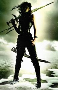 Warrior Girl2