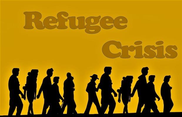 Gedanken einer Ausländerin: Staat inAngst
