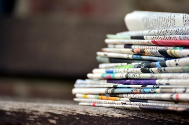 Durchgeblättert: Was täglich in der Zeitungsteht
