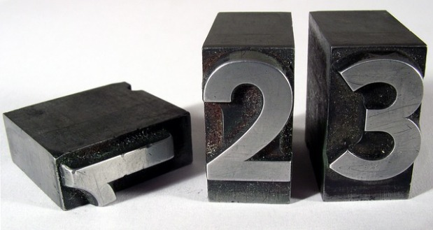 1, 2 oder3